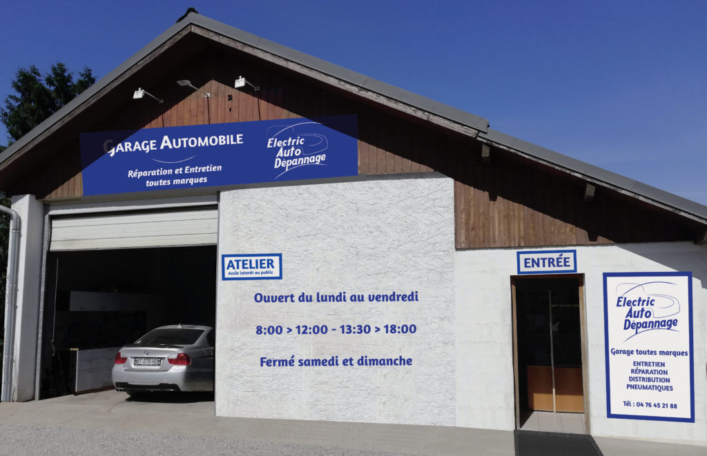 Électric Auto Dépannage - Garage automobile Chapareillan